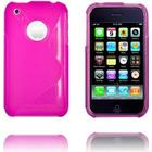 Apple Moon Craft (Pink) iPhone Cover til 3G/3GS