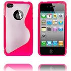 Apple Moon Craft X5 (Pink) iPhone 4 Cover
