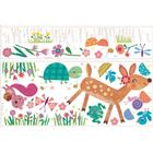 RoomMates Wallstickers Woodland Baby Giant
