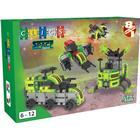 Clics Toys Space Squad Box 8 in 1