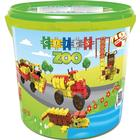 Clics Toys Drum Zoo 10 in 1