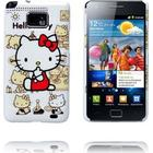 Samsung Galaxy S2 Samsung Galaxy S 2 Hello Kitty Cover (Kitties Rød Loop)