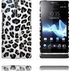 Sony Xperia S Safari Mode Ver. II (Hvid Leopard) Sony Xperia S Cover