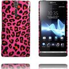 Sony Xperia S Safari Mode (Hot Pink Leopard) Sony Xperia S Cover