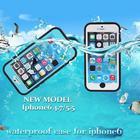 Waterproof/lifeproof/vattentät iphone 6/6s heltäckande skal