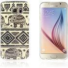 Samsung Galaxy S6 Edge Westergaard Samsung Galaxy S6 Edge Cover - Elephant Tribe