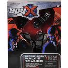 SpyX - Hemlig Agent Walkie Talkie