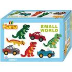 Hama Midi Beads Dinosaur & Car Small World Gift Set 3502