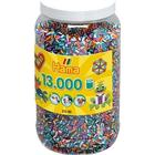 Hama Midi Beads Everything Striped Mix in a Tub 13000pcs 211-90