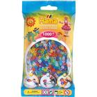 Hama Midi Beads Glitter Mix 1000pcs 207-54