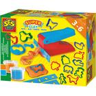 SES Creative Clay Squeezer Set 00453