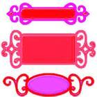 Efco Metallschablon Shapeabilities ~ 2x9 / 1, - 3-pack. Snitsiga Taggar
