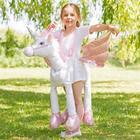 Ride-on unicorn - Travis Designs
