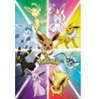 EuroPosters Poster Pokemon Eevee Evolution V31728 61×91.5cm