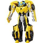 Hasbro Transformers the Last Knight Armor Turbo Changer Bumblebee C1319