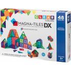 Magna-Tiles Clear Colors Deluxe Set 100pcs