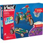Knex Stem Explorations Vehicles Building Set