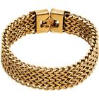 Edblad Lee Stainless Steel Gold Plated Bracelet - 18cm (3153441881)