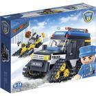 Banbao Police Snowcar 7007