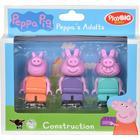 Big Bloxx Peppa Pig Parents