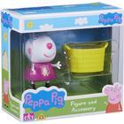 Character Peppa Pig Figure & Accessory Pack Suzie Sheep & Basket