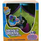 Zhu Zhu Pets Zhu Zhu Puppies Moove & Groove Dog House Grøn