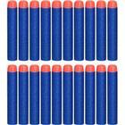 Nerf gun tillbehör - 20 pilar refill | 20 pack - blå