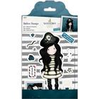 Santoro Rubber Stamp Large - Gorjuss Piracy - Santoro