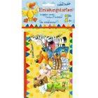 Die Spiegelburg Einladungskarten Die Lieben Sieben 8Stk.