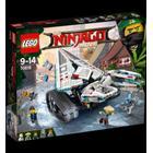 Lego The Ninjago Movie Ice Tank 70616