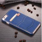 Denim Jeans Pocket Case for iPhone 7