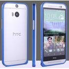 Metal Bumper Frame Case for HTC One M8