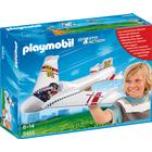 Playmobil Segelflugzeug Turbo