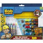Undercover Tegne- og legesæt- Byggemand Bob