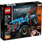 Lego Technic Terränggående 6x6 Bärgningsbil 42070