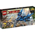 Lego The Ninjago Movie Blixtjet 70614