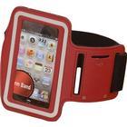 Fabrikkerne Accessories - Sportsarmbånd til iPhone 4/4S - Rød