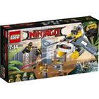 Lego The Ninjago Movie Bombrocka 70609