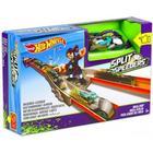 Mattel Hot Wheels Split Speeders Ninja Chop Track Set
