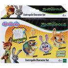 Aquabeads Zootropolis Character Set