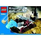 Lego kingdoms catapult 5994