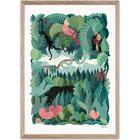 Solhem Amazonas Fine Art Print A2, Åsa Holmberg
