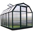 Palram Rion Eco Green 6.6m² Plastic