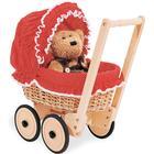 Pinolino Basket Puppet Mona med Bedding