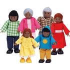 HapeToys Happy Family African American