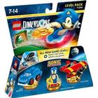 WARNER LEGO Dimensions: Sonic Level Pack (Lego Dimensions)