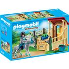 Playmobil Hestestald Appaloosa 6935