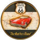 Nøgleskab Route 66 - Bil