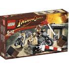 Lego Indiana Jones Motorcykeljakt 7620