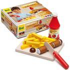 Erzi Cutting Set for Curry Sausage 28204